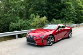 2018 Lexus LC 500h Review - 5