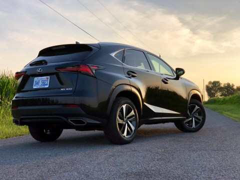 2018 Lexus NX Review - 13