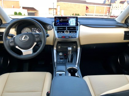 2018 Lexus NX Review - 9