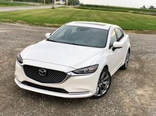 2018 Mazda 6 Review - 19