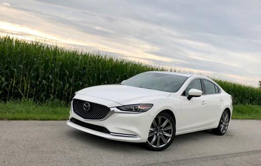 2018 Mazda 6 Review - 24