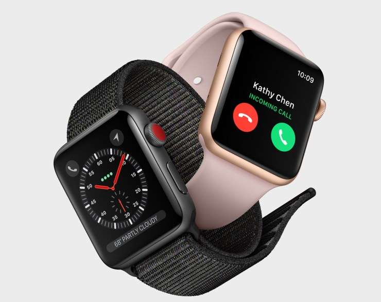 Don't Expect the Same Apple Watch Options