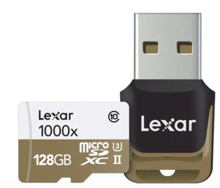 Lexar 128GB Professional 1000x