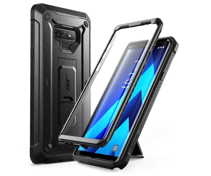 SUPCASE Full-Body Kickstand & Holster Case