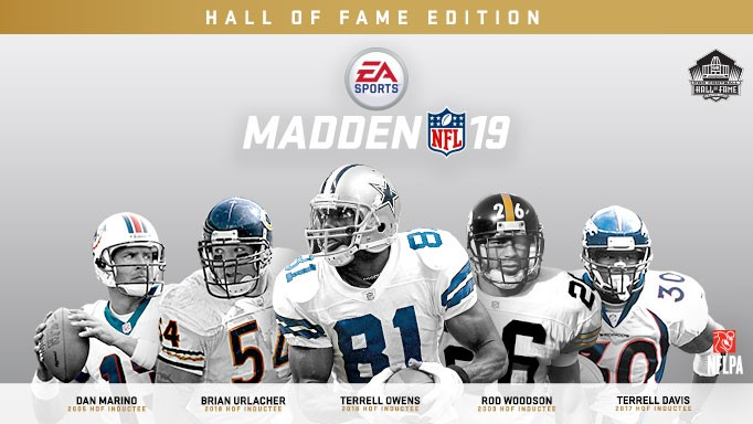 Which Madden 19 Hall of Fame Legend should you pick?