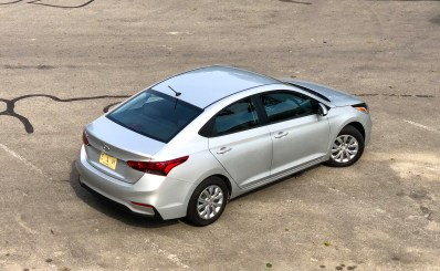 2018 Hyundai Accent Review - 2