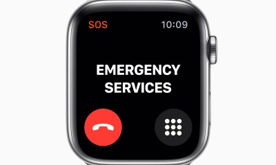 Don't call 911, but there are some Apple Watch 4 problems already.