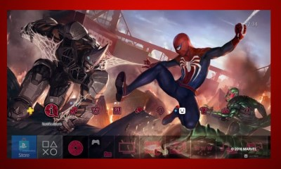 Claim your Free Spider-Man PS4 theme before it's gone.