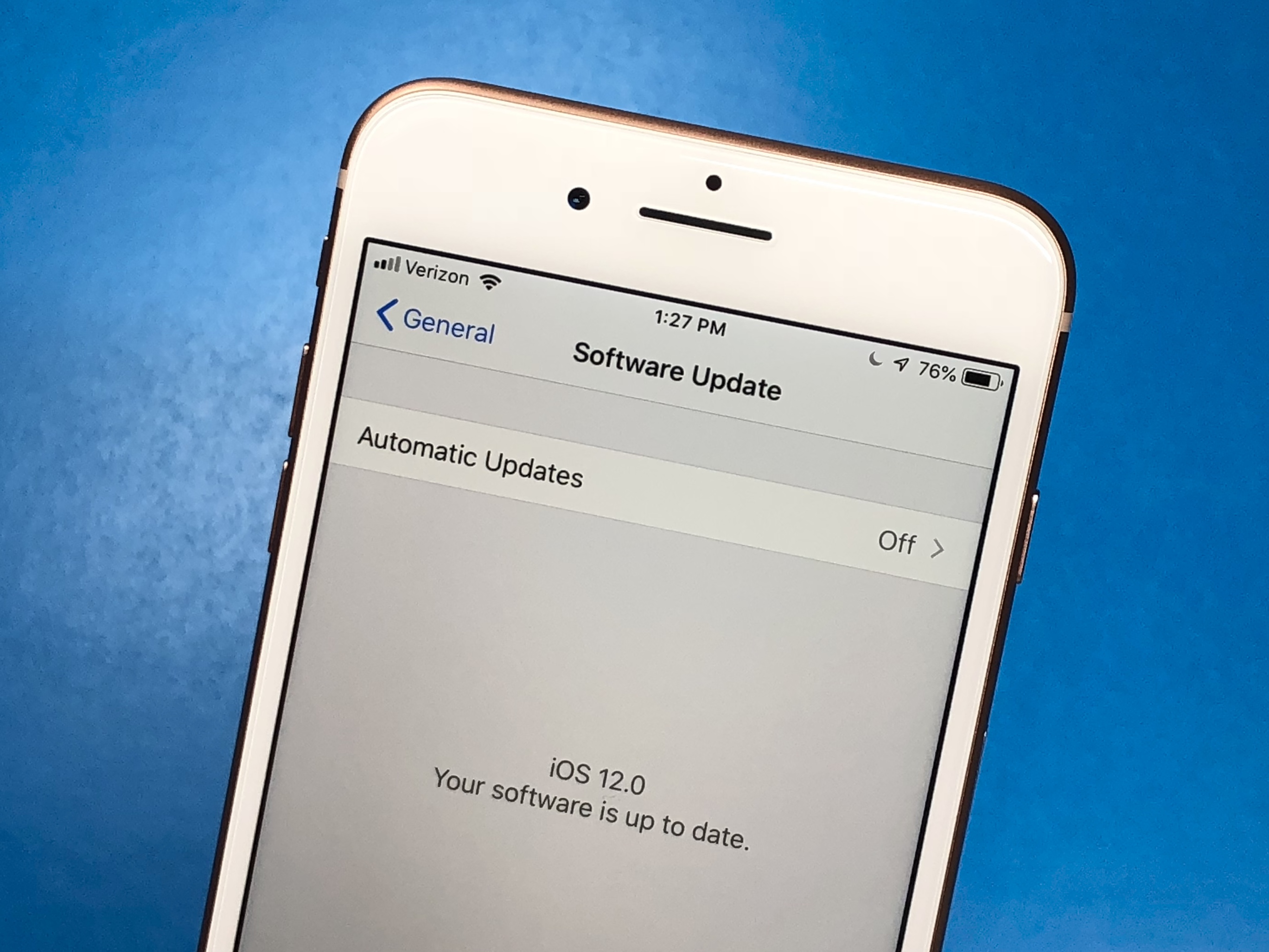 How to downgrade to ios 10 from ios 12
