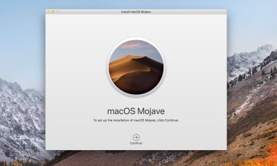 This is how to install macOS Mojave.