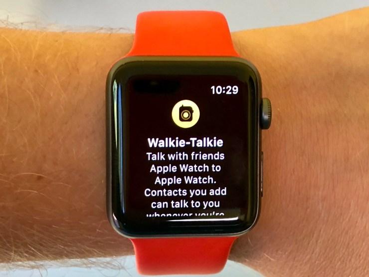 How to fix Apple Watch Walkie Talkie Problems on watchOS 5.