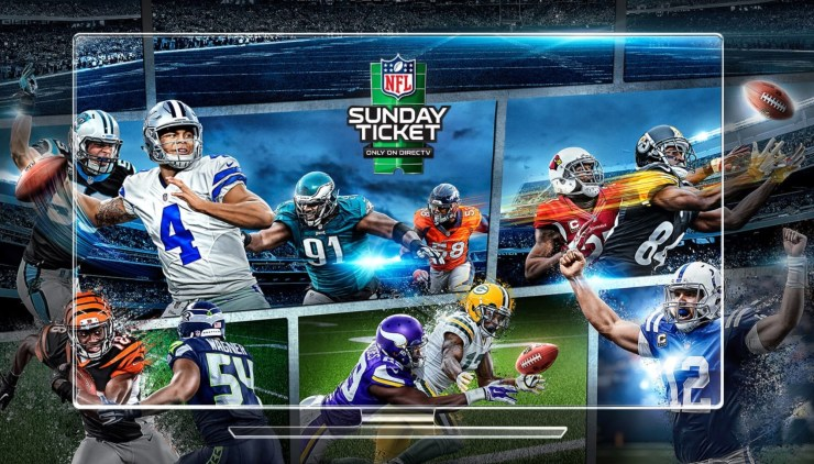 Nfl sunday ticket student discount
