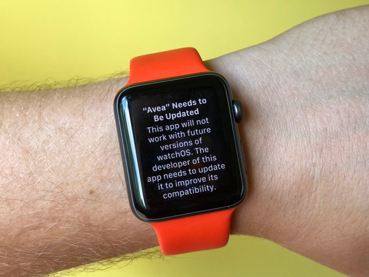 Read watchOS 5 reviews before you upgrade.