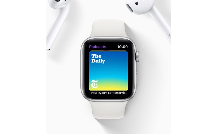 Learn about the new watchOS 5 features.