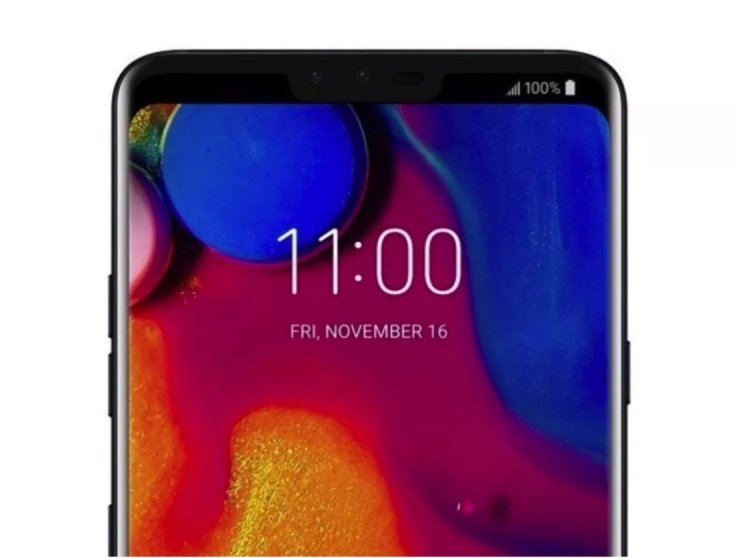 LG V40 vs Galaxy Note 9: Display