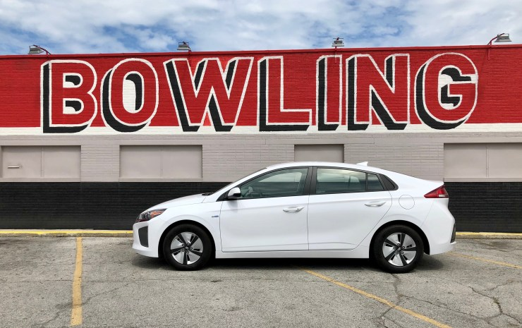 What you need to know about the 2018 Hyundai Ioniq Hybrid.