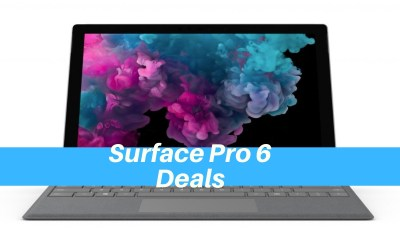 The best Surface Pro 6 deals you can find.