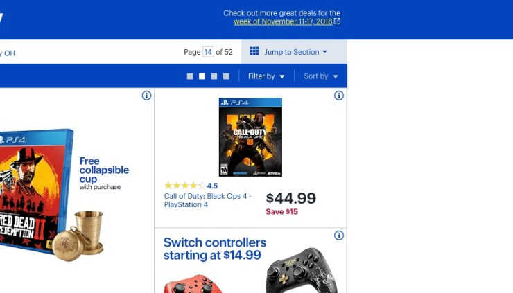 Wait for Better Call of Duty: Black Ops 4 Deals