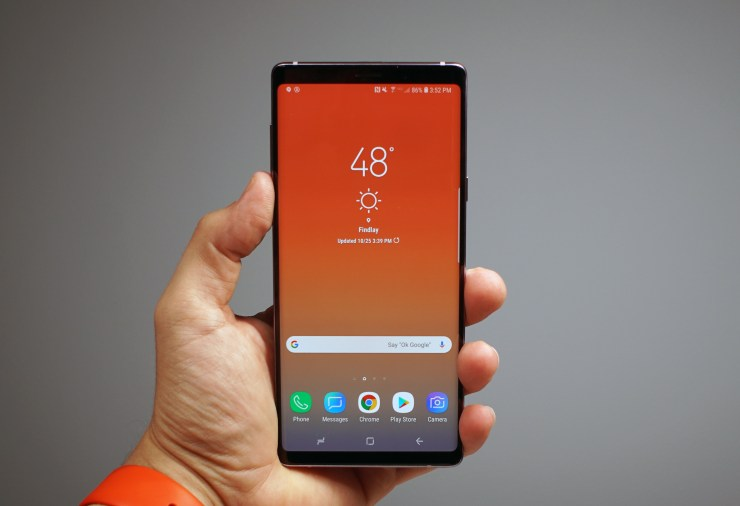 How to Join the Galaxy Note 9 Android Pie Beta