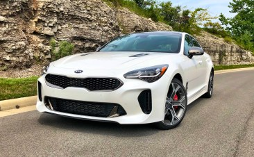 Kia Stinger GT2 Review - 16