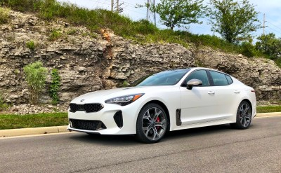 Kia Stinger GT2 Review - 20