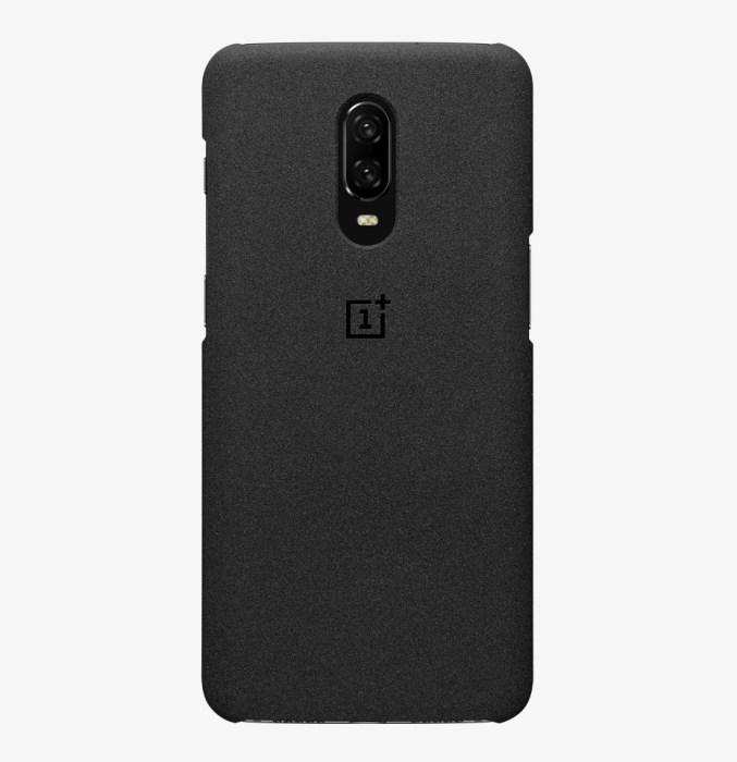 OnePlus 6T Protective Sandstone Case ($26)