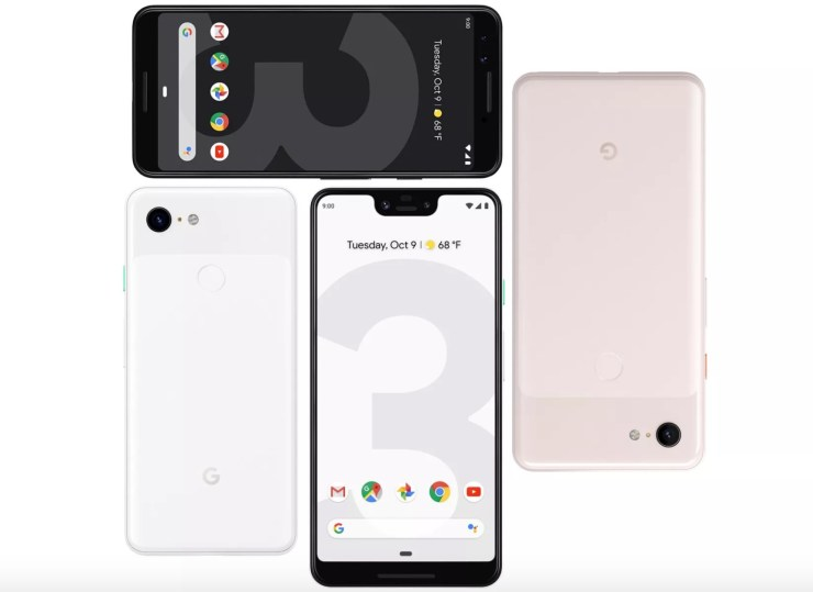 Pre-Order If You Want Your Pixel 3 ASAP