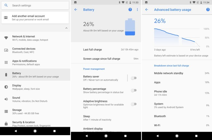 How to Fix Bad Google Pixel 3 and 3 XL Battery Life