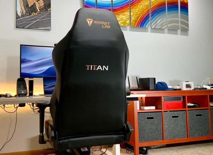 Secretlab Titan Review - 2