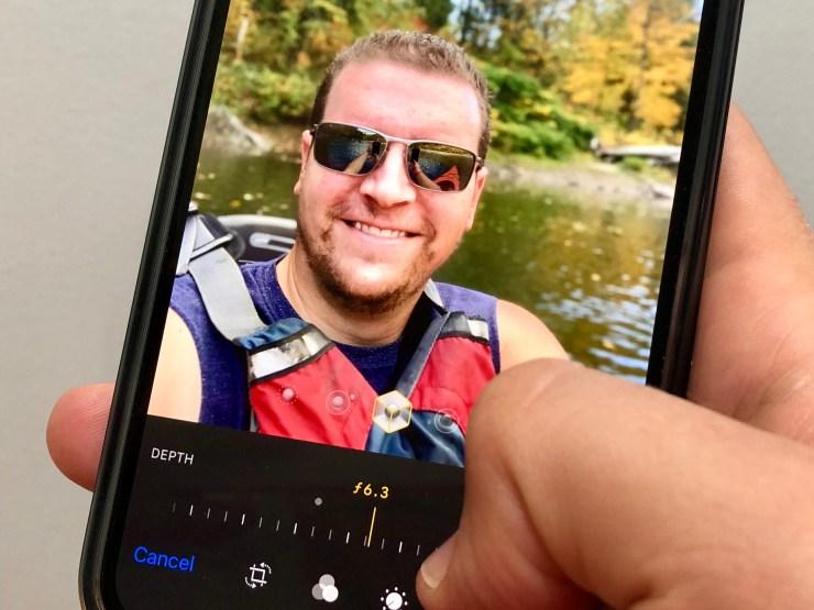 Camera Upgrades in iOS 12.1
