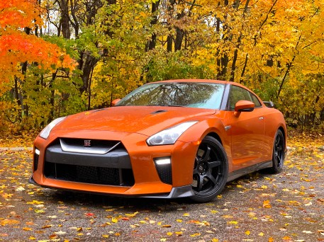 2018 Nissan GTR Review - Track Edition - 13