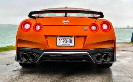2018 Nissan GTR Review - Track Edition - 9