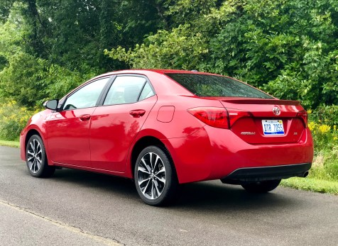 2018 Toyota Corolla Review - 13