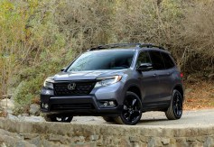 The 2019 Honda Passport is here.