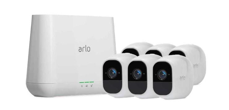 The best Arlo Black Friday deals in 2018 include Arlo, Arlo Pro and Arlo Pro 2 camera bundles.