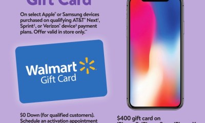 Save with the best iPhone Black Friday 2108 deals.