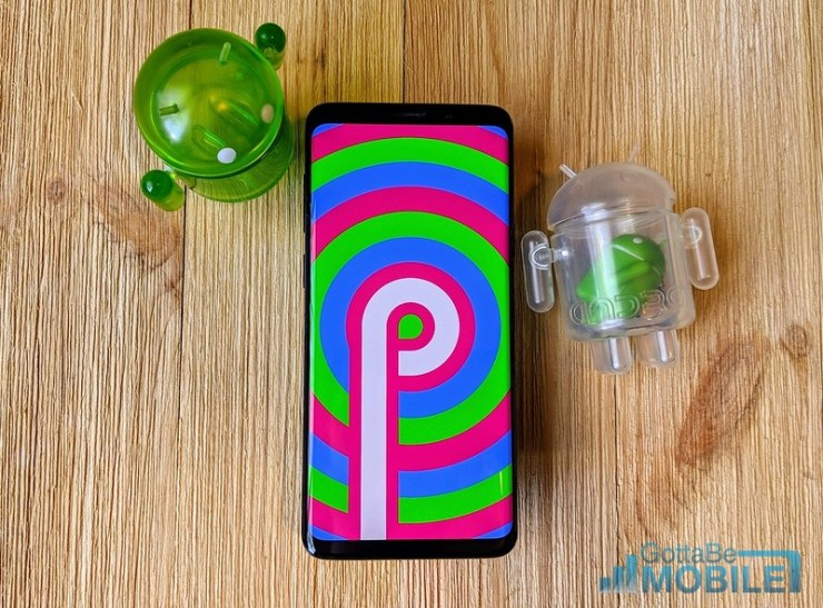 Samsung Galaxy Android Pie Update Info (2019)