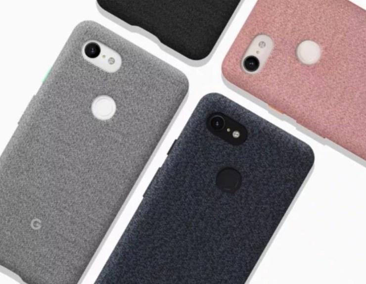 Official Google Pixel 3 Cases
