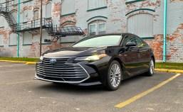 2019 Toyota Avalon Review - 22