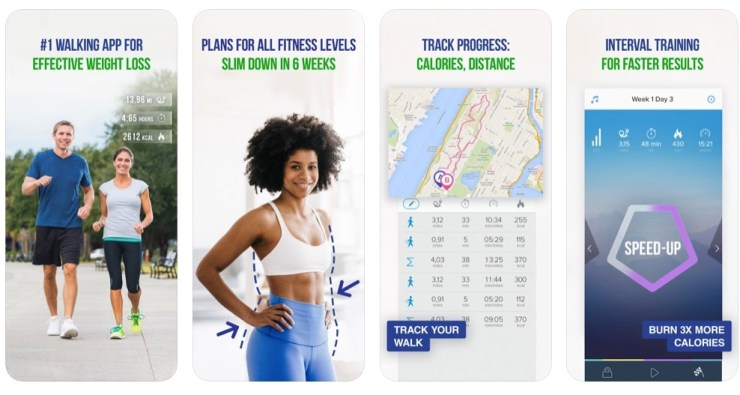 best workout app to lose weight fast