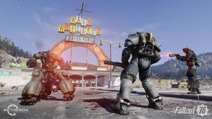 Fallout 76 1 0 2 Update: What's New