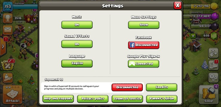 How to Transfer Clash of Clans to a New Phone