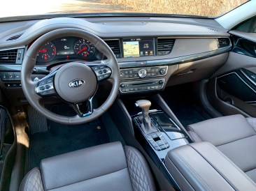 2018 Kia Cadenza Review - 4