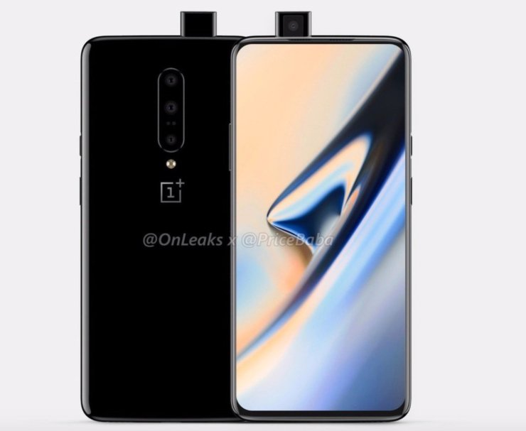OnePlus 7 vs OnePlus 6T: Display