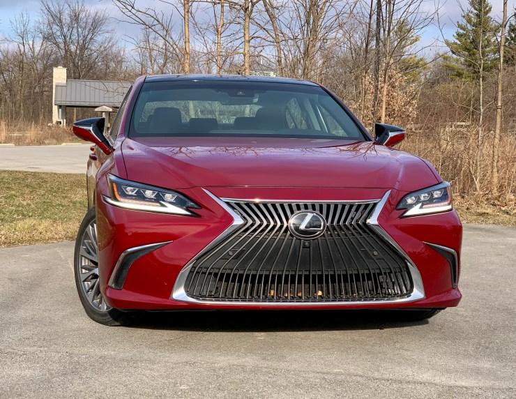 This is the 2019 Lexus ES 350.