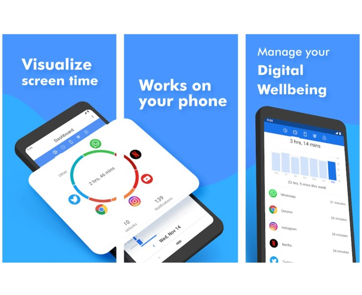 5 Best Digital Wellbeing Alternatives for Android