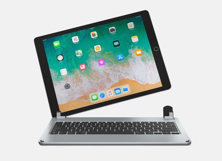Brydge makes one of the best 12.9-inch iPad Pro keyboards you can buy.