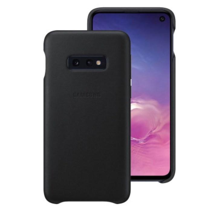 Samsung Genuine Leather Case