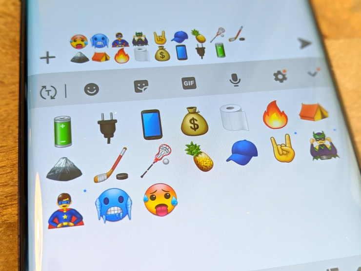 Install for New Emojis