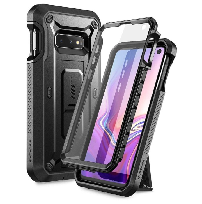 SupCase Unicorn Beetle (Case & Screen Protector)